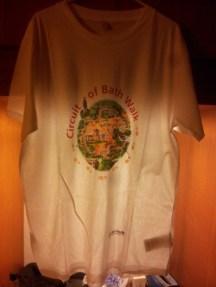 I've already got the T-shirt!