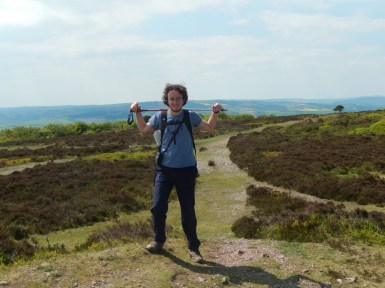 Down on the Quantocks again; this Saturday just gone.