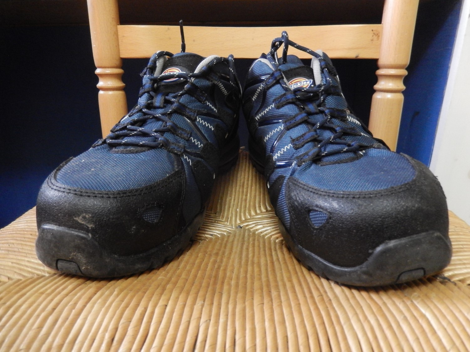 New Safety Boots – Olly Writes